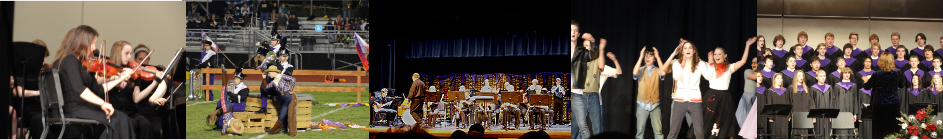 Northern Music Boosters header image 3