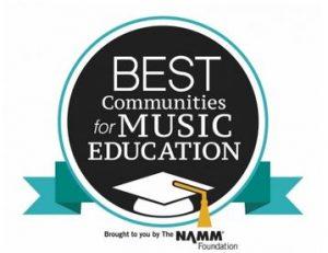 Northern York School District Best community for music