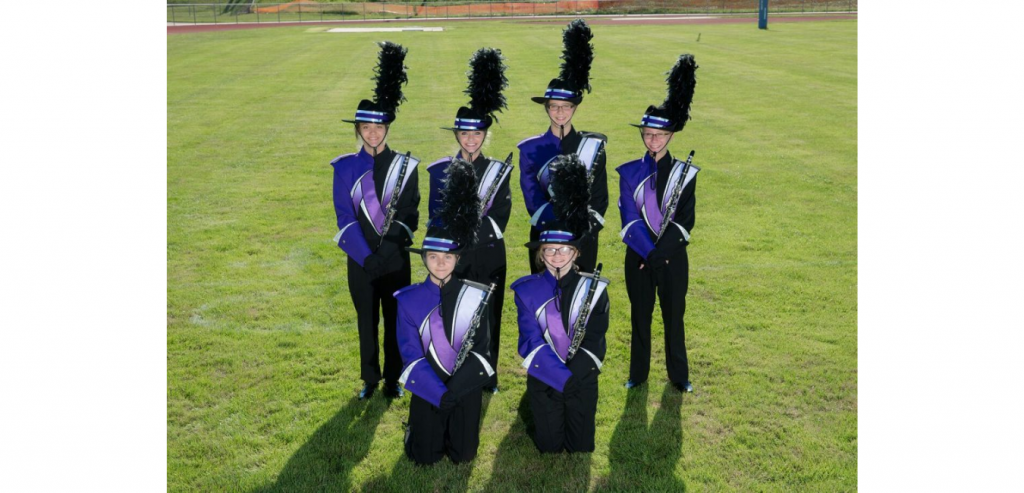 Northern York County Marching Band Clarinets Dillsburg Pennsylvania