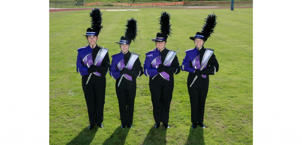 Northern York County Marching Band Flutes Dillsburg Pennsylvania