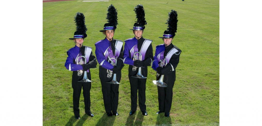 Northern York County Marching Band Mellophones Dillsburg Pennsylvania