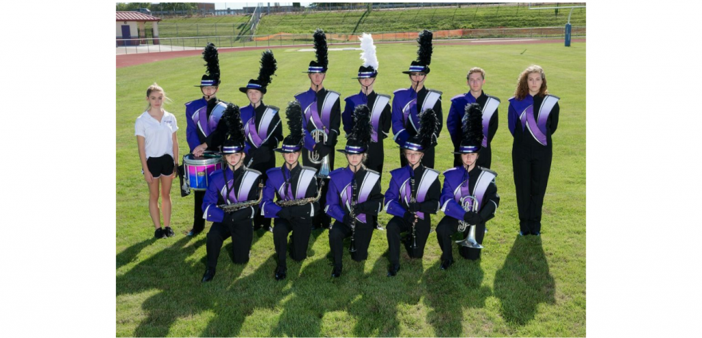 Northern York County Marching Band Section Leaders Dillsburg Pennsylvania