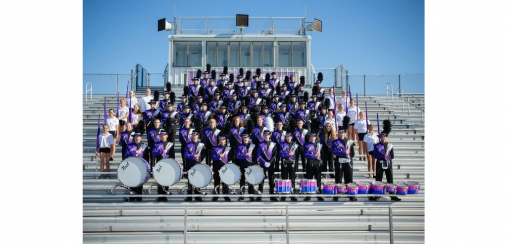 Northern York County Marching Band Dillsburg Pennsylvania