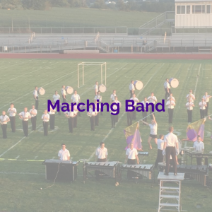 Northern Marching Band