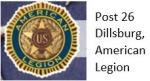 American Legion post 26